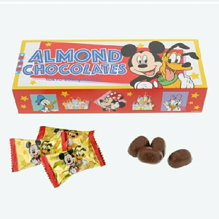 Disney - 東京ディズニーリゾート限定品 アーモンドチョコレート TDL