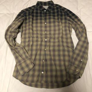 カラー(kolor)のkolor グラデーション チェックシャツ(シャツ)