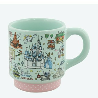 Disney - 東京ディズニーリゾート限定品 マグカップ パーク TDL