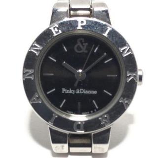 ピンキーアンドダイアン(Pinky&Dianne)のピンキー&ダイアン 腕時計美品  1N01-0ED0(腕時計)