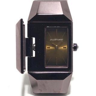 ジルスチュアート(JILLSTUART)のジルスチュアート 腕時計美品  VB20-5120(腕時計)