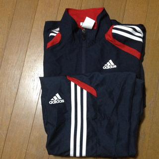 アディダス(adidas)のジャージ 上下セット(Tシャツ(長袖/七分))