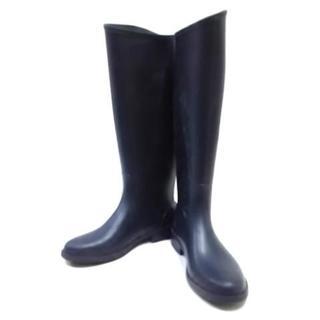 サルヴァトーレフェラガモ(Salvatore Ferragamo)のサルバトーレフェラガモ レインブーツ 5(レインブーツ/長靴)