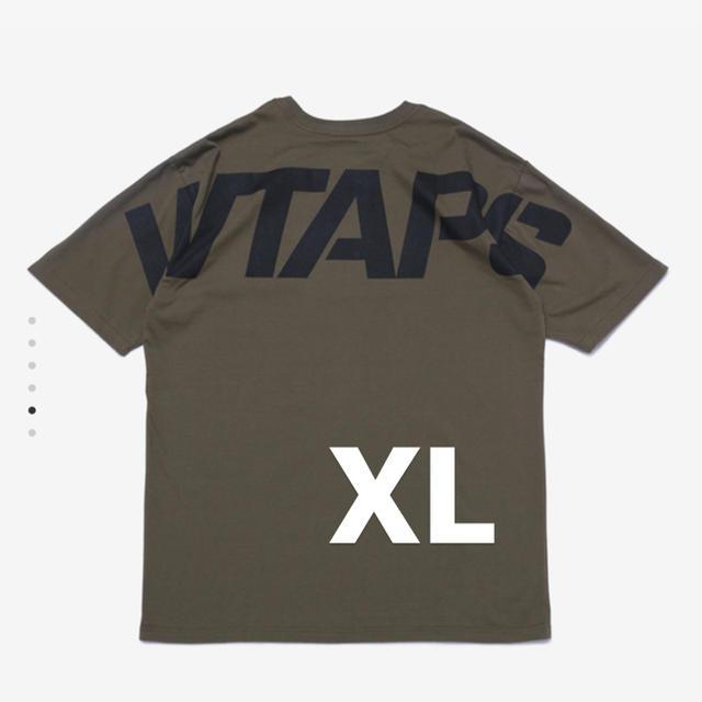 W)taps(ダブルタップス)のWtaps 20ss Stencil Tee XL OD メンズのトップス(Tシャツ/カットソー(半袖/袖なし))の商品写真