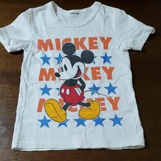 ベビードール(BABYDOLL)のベビードール Tシャツ ミッキー 120(Tシャツ/カットソー)