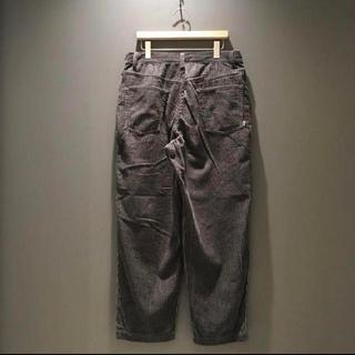 BEAMS - SSZ BACKSIDE B CORD PANTS