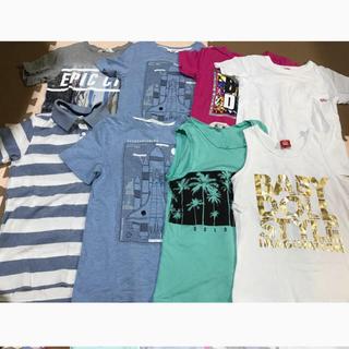 ベビードール(BABYDOLL)の8着セット Tシャツ 半袖 ポロシャツ タンクトップ(Tシャツ/カットソー)