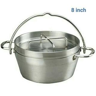 シンフジパートナー(新富士バーナー)のSOTO ソトステンレスダッチオーブン 8インチ(調理器具)