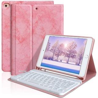 pad mini5 (2019モデル)& ipad mini4 キーボード ケー
