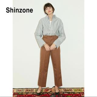 Shinzone - THE SHINZONE  シンゾーン  カットオフチノパンツ