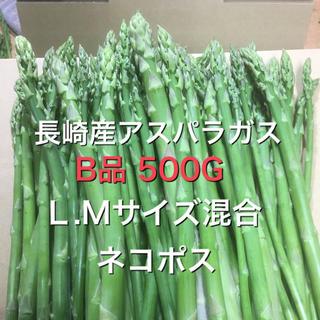 長崎産アスパラガス B品 500G