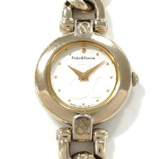 ピンキーアンドダイアン(Pinky&Dianne)のピンキー&ダイアン 腕時計 Y150-0E80(腕時計)