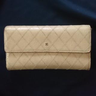 CHANEL - CHANEL 長財布