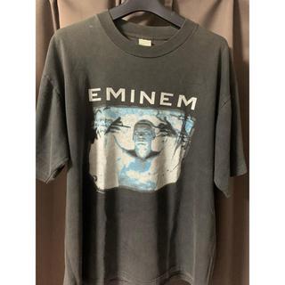 フィアオブゴッド(FEAR OF GOD)のEMINEM vintage Tシャツ90s エミネム(Tシャツ/カットソー(半袖/袖なし))