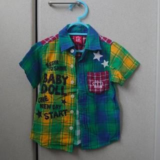 ベビードール(BABYDOLL)の【キッズ】ベビードール 半そでシャツ 100cm(Tシャツ/カットソー)