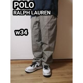 ポロラルフローレン(POLO RALPH LAUREN)のポロ ラルフローレン ワークパンツ チノパン ビッグサイズ スケーター ポロチノ(チノパン)