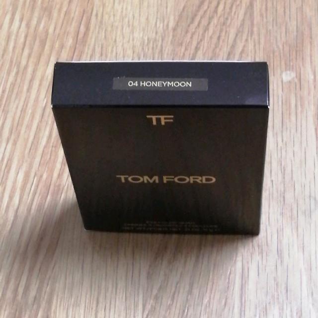 TOM FORD(トムフォード)の【新品】TOM FORD アイカラー クォード #04 ハネムーン トムフォード コスメ/美容のベースメイク/化粧品(アイシャドウ)の商品写真
