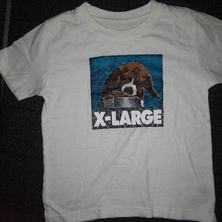 エクストララージ(XLARGE)のX-LARGE(120㎝)(Tシャツ/カットソー)