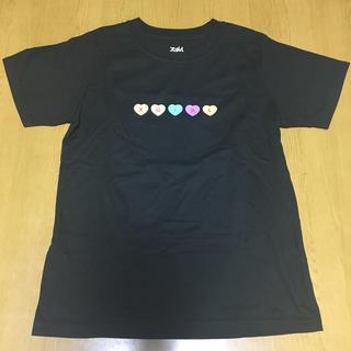 エックスガール(X-girl)のx-girl Tシャツ サイズ2 ハート heart エックスガール(Tシャツ(半袖/袖なし))