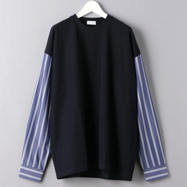 COMOLI(コモリ)のEN ROUTE クルーネック メンズのトップス(Tシャツ/カットソー(半袖/袖なし))の商品写真
