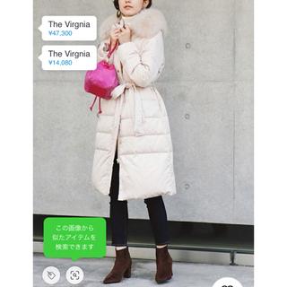 DOUBLE STANDARD CLOTHING - The Virginia ボリュームFOXファー付ダウンコート