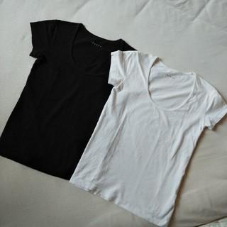 セオリー(theory)のtheory シンプルTシャツ二枚セット(Tシャツ(半袖/袖なし))