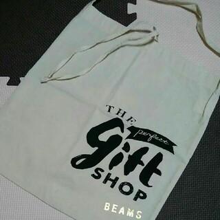 ビームス(BEAMS)の【最終お値下げ!】BEAMS ショッピングバッグ トートバッグ エコバッグ(ショップ袋)