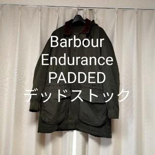 バーブァー(Barbour)のデッドストック Barbour Endurance VENTILE PADDED(モッズコート)