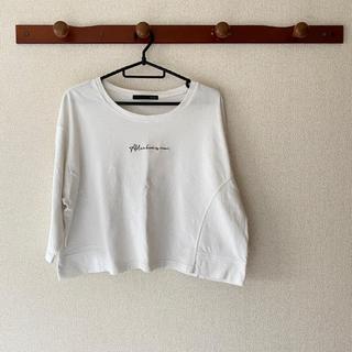 ヘザー(heather)のHeather パックフォトコンパクトT(Tシャツ(長袖/七分))