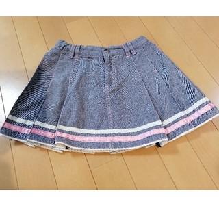 メゾピアノ(mezzo piano)の女の子 スカート 140 メゾピアノ(スカート)