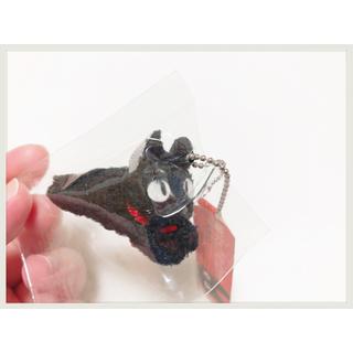 ジブリ - 魔女の宅急便 ジジ キーホルダー 黒猫 ジジ ぬいぐるみ キーホルダー