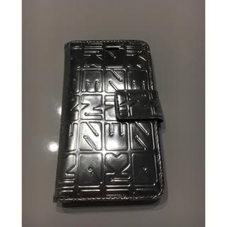ケンゾー(KENZO)のKENZO 手帳型 スマホケース iPhone ケース(iPhoneケース)