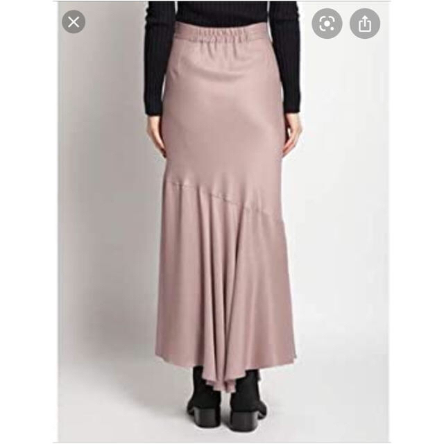 FRAY I.D(フレイアイディー)の新品未使用✨FRAY I.D イレギュラーヘムスカート レディースのスカート(ロングスカート)の商品写真