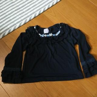 アクシーズファム(axes femme)のaxes femme長袖Tシャツ110(Tシャツ/カットソー)