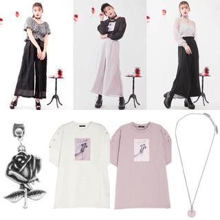 イートミー(EATME)のタイムセール0時まで☆EATME イートミー 7点 Tシャツ サロペット パンツ(ひざ丈ワンピース)