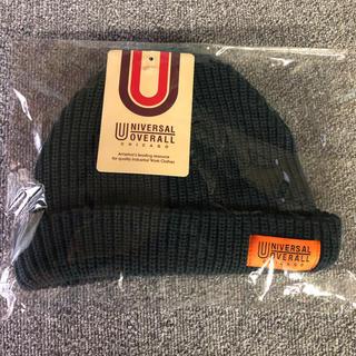 フリークスストア(FREAK'S STORE)のユニバーサルオーバーオール ニット帽 ピーニー(ニット帽/ビーニー)