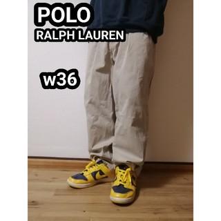 ポロラルフローレン(POLO RALPH LAUREN)のポロ ラルフローレン ワークパンツ チノパン ビッグサイズ ポロチノ ポロチノ(チノパン)