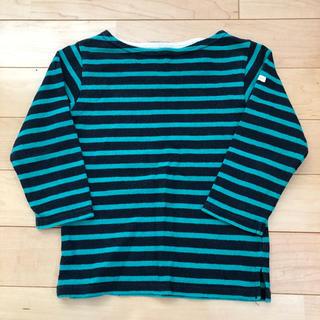 ビームス(BEAMS)のBEAMS ボーダー長袖Tシャツ 90cm(Tシャツ/カットソー)