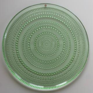 イッタラ(iittala)のiittala イッタラ カステヘルミ プレート 31.5cm グリーン(食器)