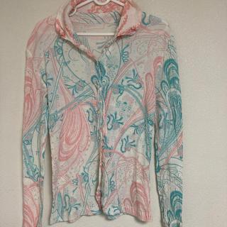 ツモリチサト(TSUMORI CHISATO)のツモリチサト クレプリ長袖シャツ サイズ2(シャツ/ブラウス(長袖/七分))
