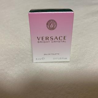 ヴェルサーチ(VERSACE)のVERSACE BRIGHT CRYSTAL  香水(香水(女性用))