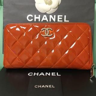 シャネル(CHANEL)のCHANEL シャネル 長財布 財布 格安 確実正規品(財布)
