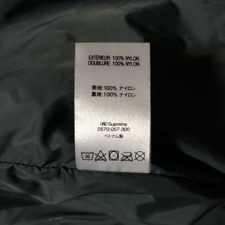シュプリーム(Supreme)のSupreme 19ss GORE-TEX JACKET サイズM 赤 美品(ナイロンジャケット)