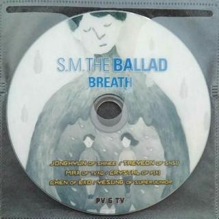 シャイニー(SHINee)のS.M.THE BALLAD BREATH   PV &TV (SHINee)(アイドル)