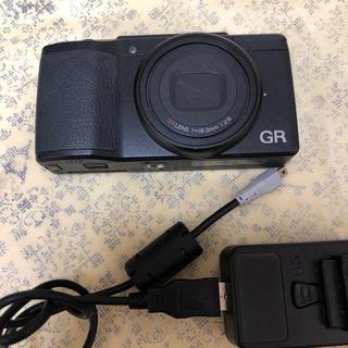 リコー(RICOH)のRICOH GR2 コンパクトデジタルカメラ リコー(コンパクトデジタルカメラ)