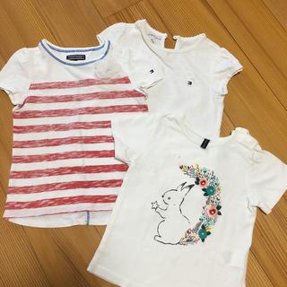 トミーヒルフィガー(TOMMY HILFIGER)の90センチ Tシャツ トミーヒルフィガー(Tシャツ/カットソー)