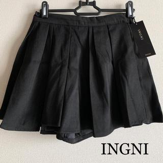 イング(INGNI)の 新品★イング INGNI★スエード調★ショートパンツ★キュロット(キュロット)