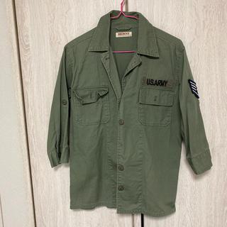 ウィゴー(WEGO)のミリタリーシャツ ミリタリージャケット(ミリタリージャケット)