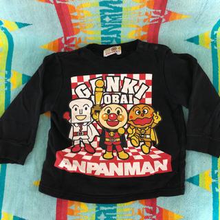 アンパンマン - アンパンマン ロンT 裏起毛 95cm