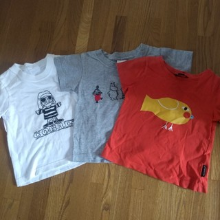 マリメッコ(marimekko)のマリメッコ Marimekko ムーミン Tシャツ(Tシャツ/カットソー)